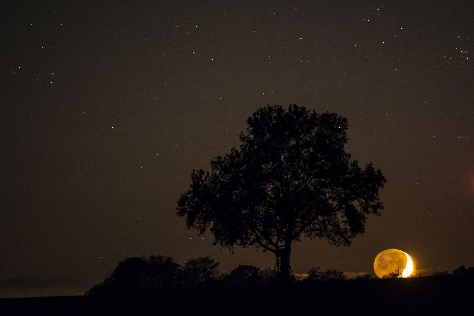 Mondverlauf Heute