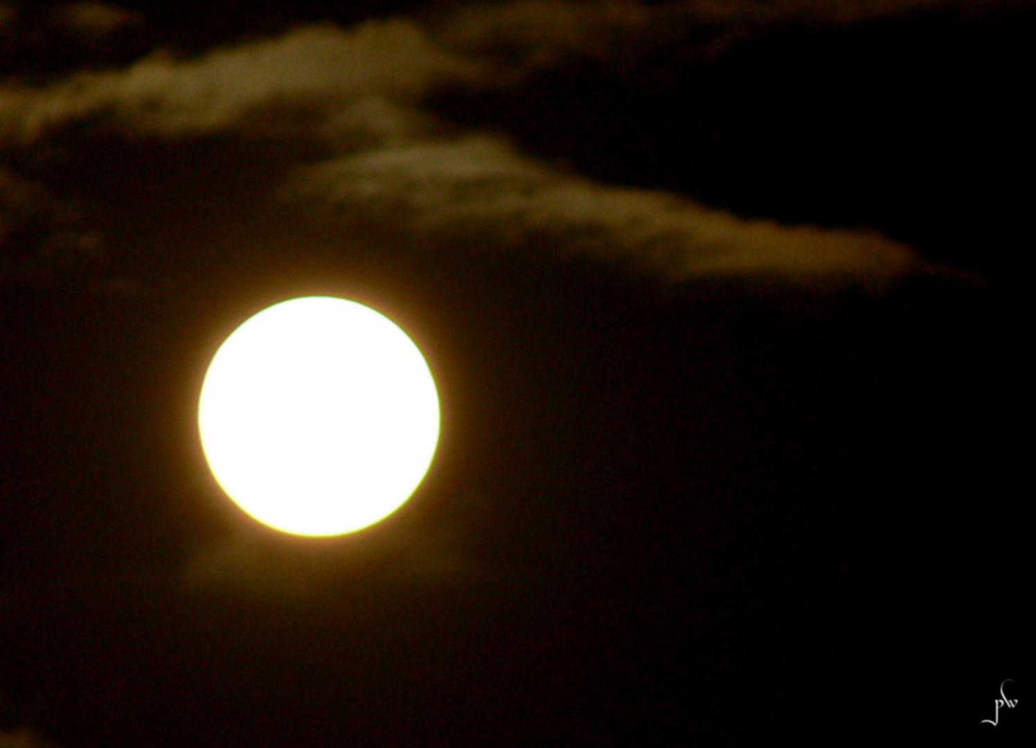Mondvariationen  - Stiller Mond