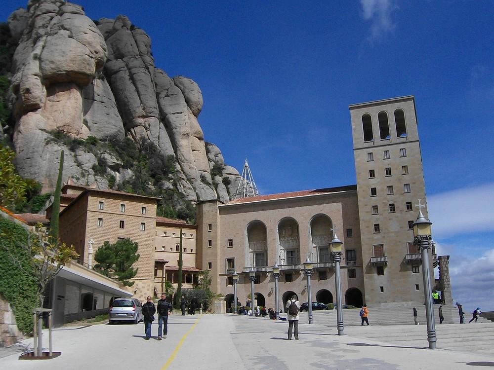 Monestry of Montserrat