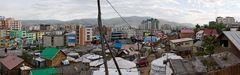 Mongolei - Ulaanbaatar Pano 1