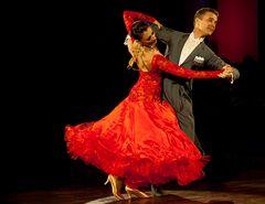 Monica Nigro und Domen Krapez - Slow Waltz (1)