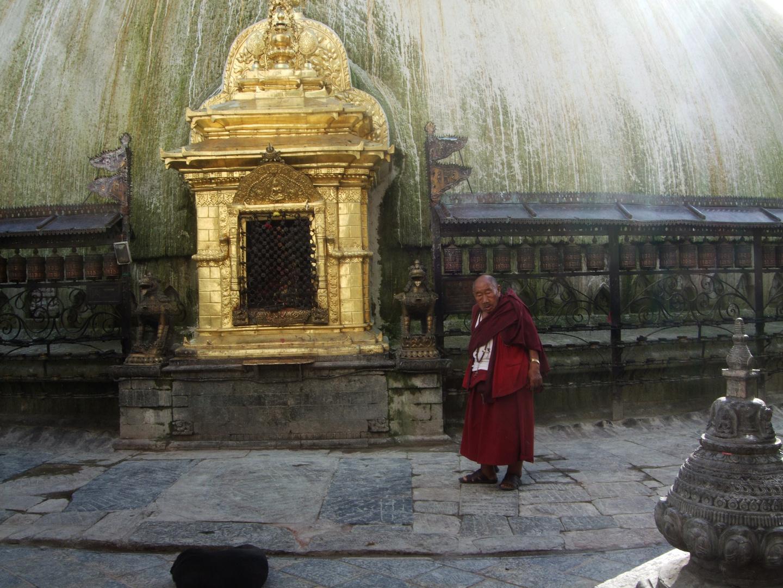 Monkey Temple (Khatmandu)