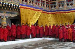 monk's parade