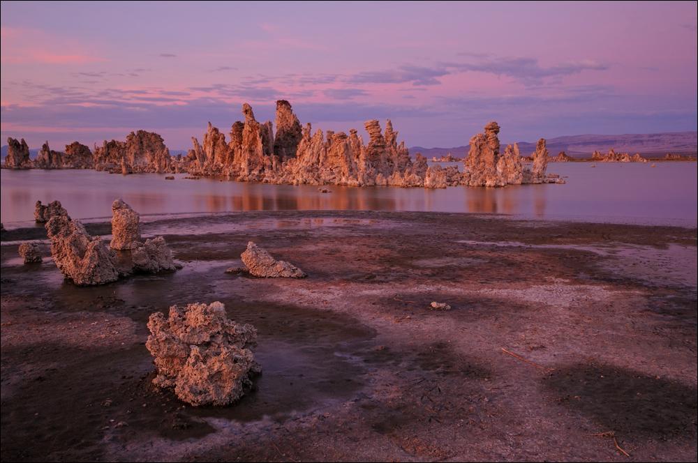 ... Mono Lake Summer Glow