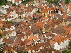 Monotonie... über deutschen Dächern
