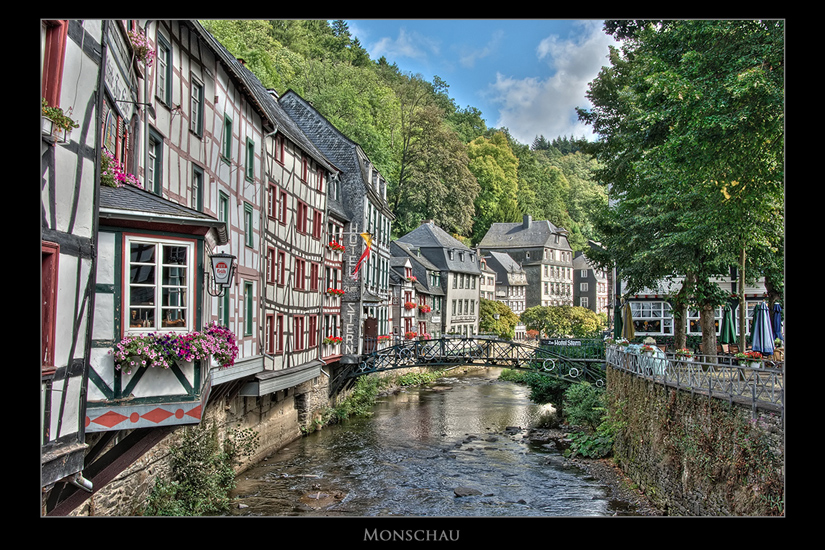 Monschau - Hotel Stern -