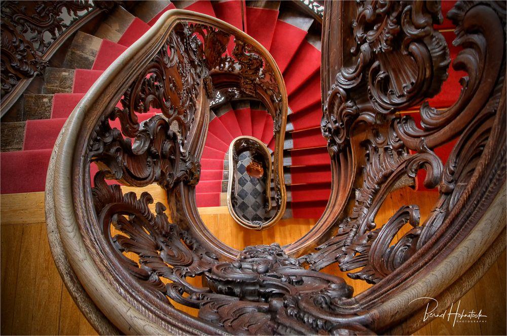 Monschau Rotes Haus .....