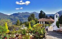 Monserrate Hügel - Bogotá