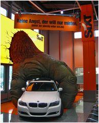 Monster- Marketing