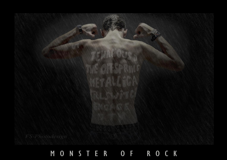 """Monster of Rock"""
