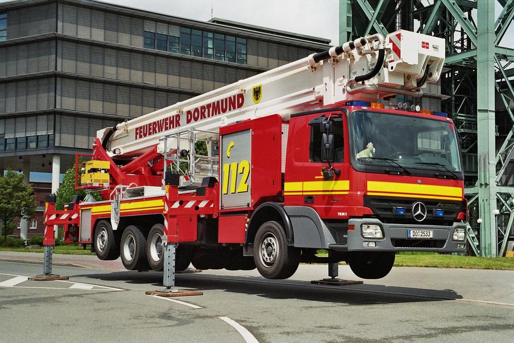 Größte Feuerwehr Deutschlands