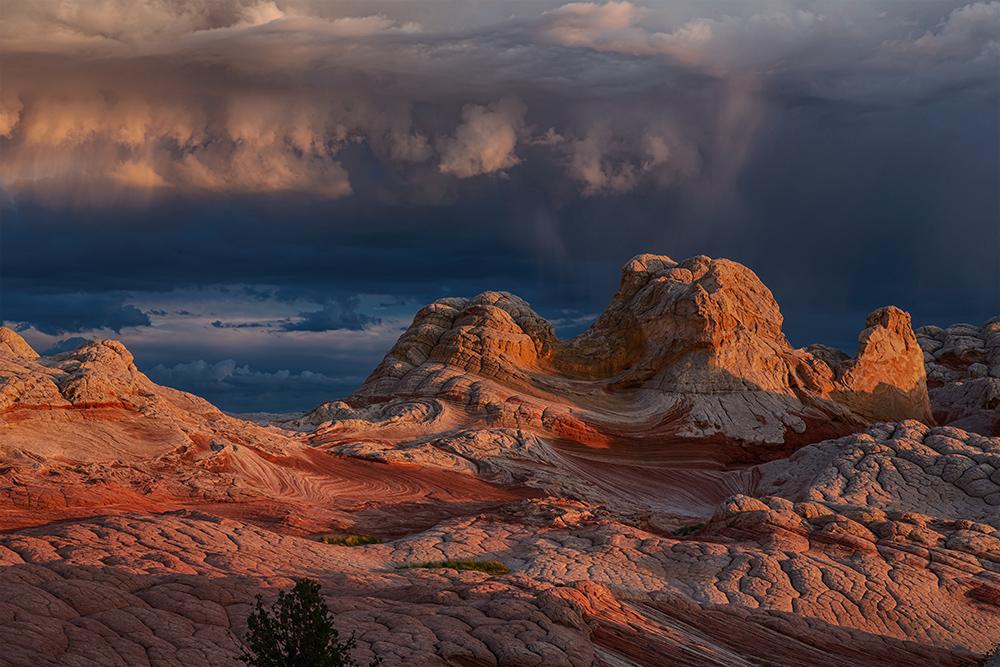 Monsunzeit in den Vermillion Cliffs