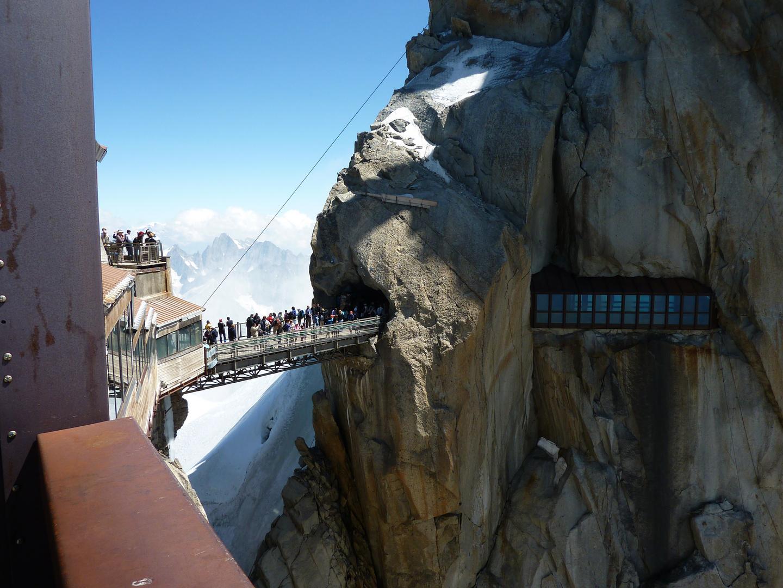 Mont Blanc  3842m