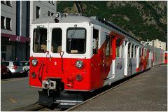 Mont Blanc Bahn