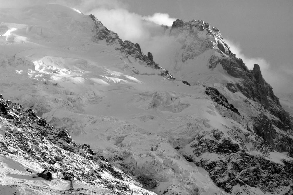 Mont-Blanc du Tacul et Mont Maudit