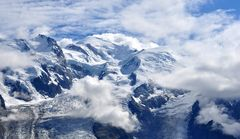 Mont Blanc / Monte Bianco / Weißer Berg