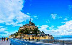 - Mont Saint Michel -