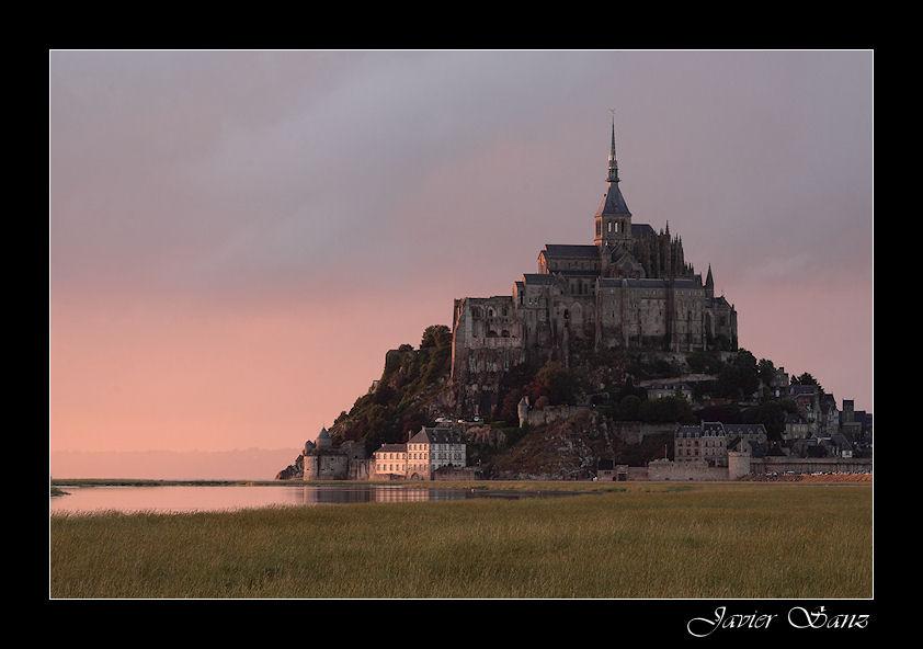 Mont San Michel.