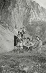 Mont-Saxonnex (Haute-Savoie) - 1954