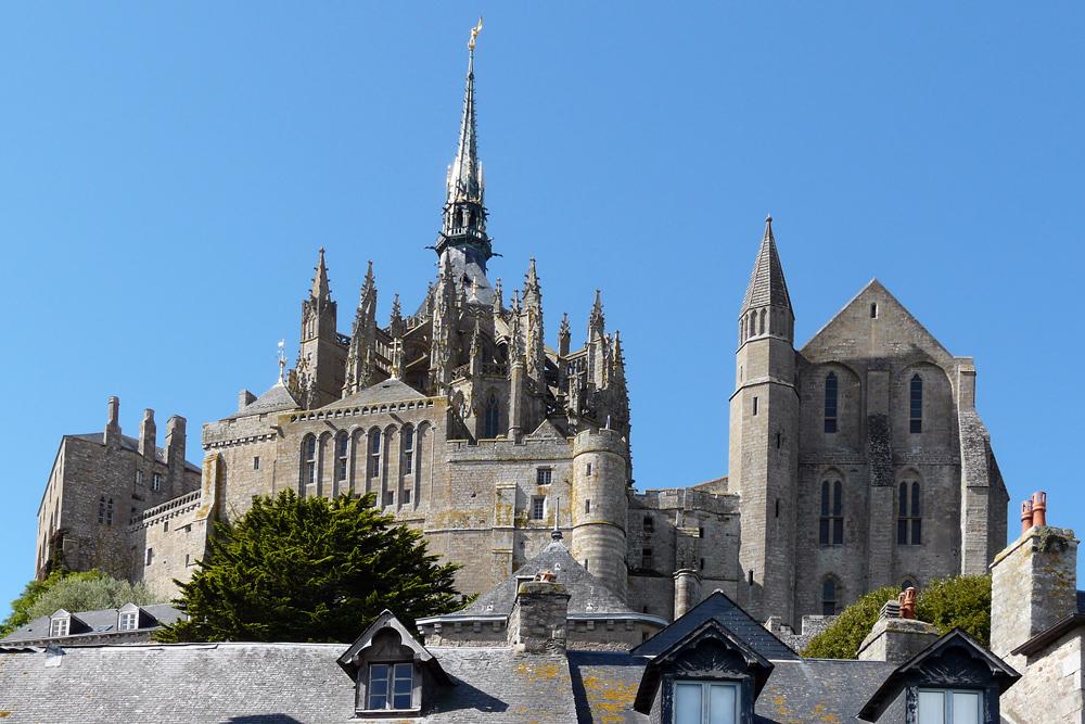 Mont St. Michel - 1