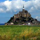 """Mont St.Michel """"Normandia"""""""