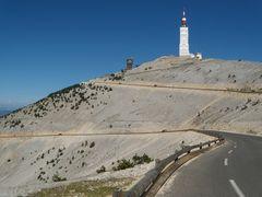Mont Ventoux, France été 2008