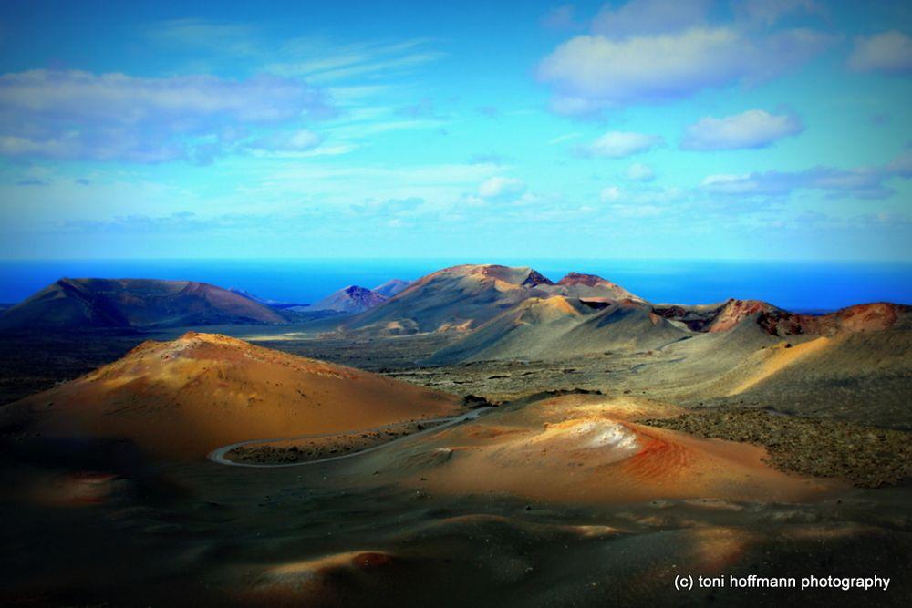 Montañas del Fuego