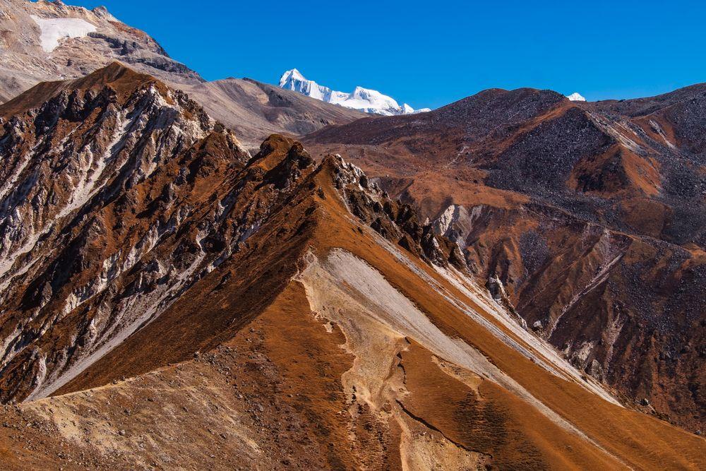 Montañas Lantang