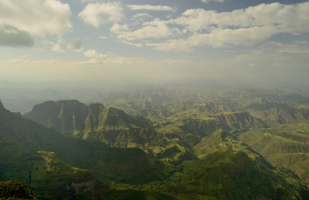 Montañas Simien
