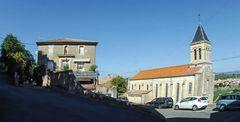 Montady dans l'Herault