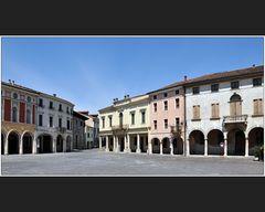 Montagnana - Piazza Vittorio Emanuele II