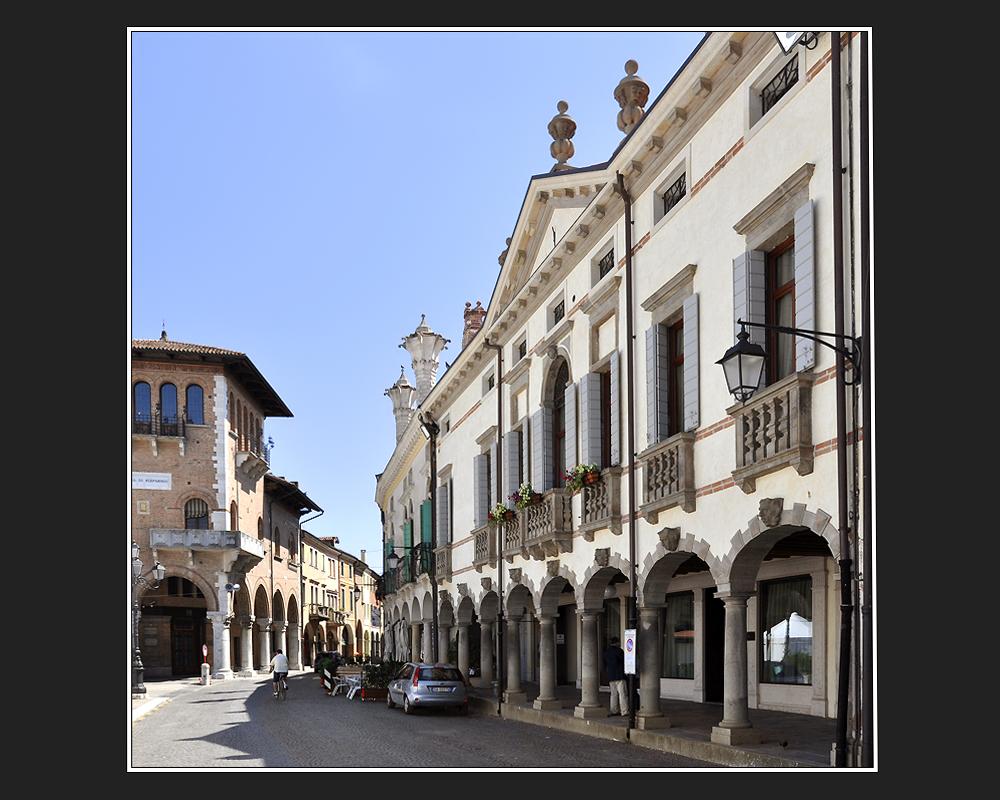 Montagnana - Via Carrarese