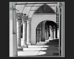 Montagnana - Via Roma