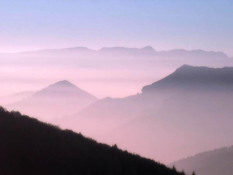 Montagne impalpabili