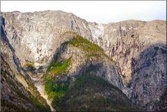 Montagne in Norvegia.