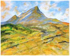 Montagne Sainte Victoire II