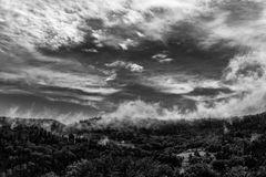 Montagnes hantées