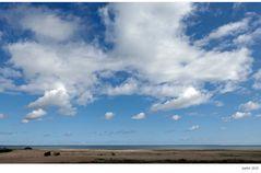 Montagsblau und himmlisch schön...