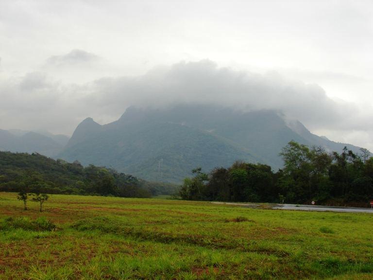Montanhas de Guarapari