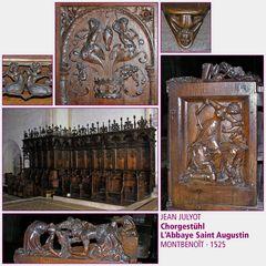 Montbenoit ·  L'Abbaye Saint Augustin