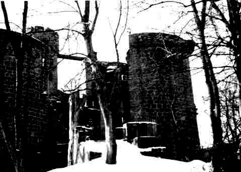 Montclair im Winter