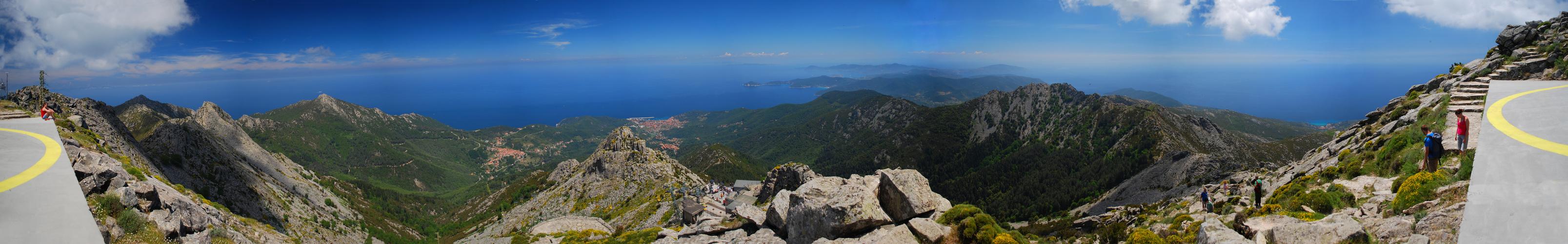 Monte Capane - Elba