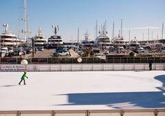Monte Carlo - Eis & Yacht