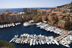 Monte Carlo - Jachthafen