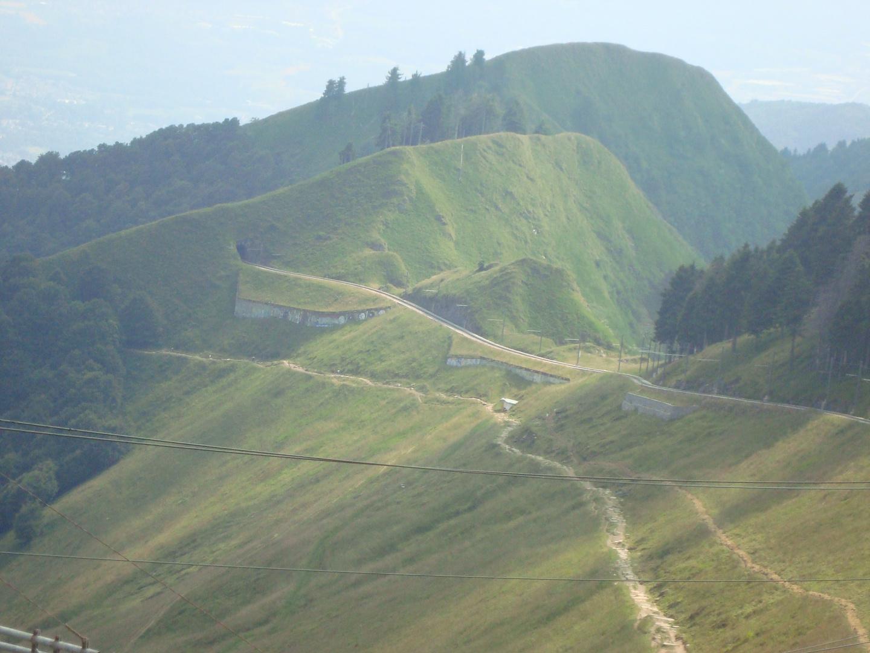 Monte Generoso - the railway