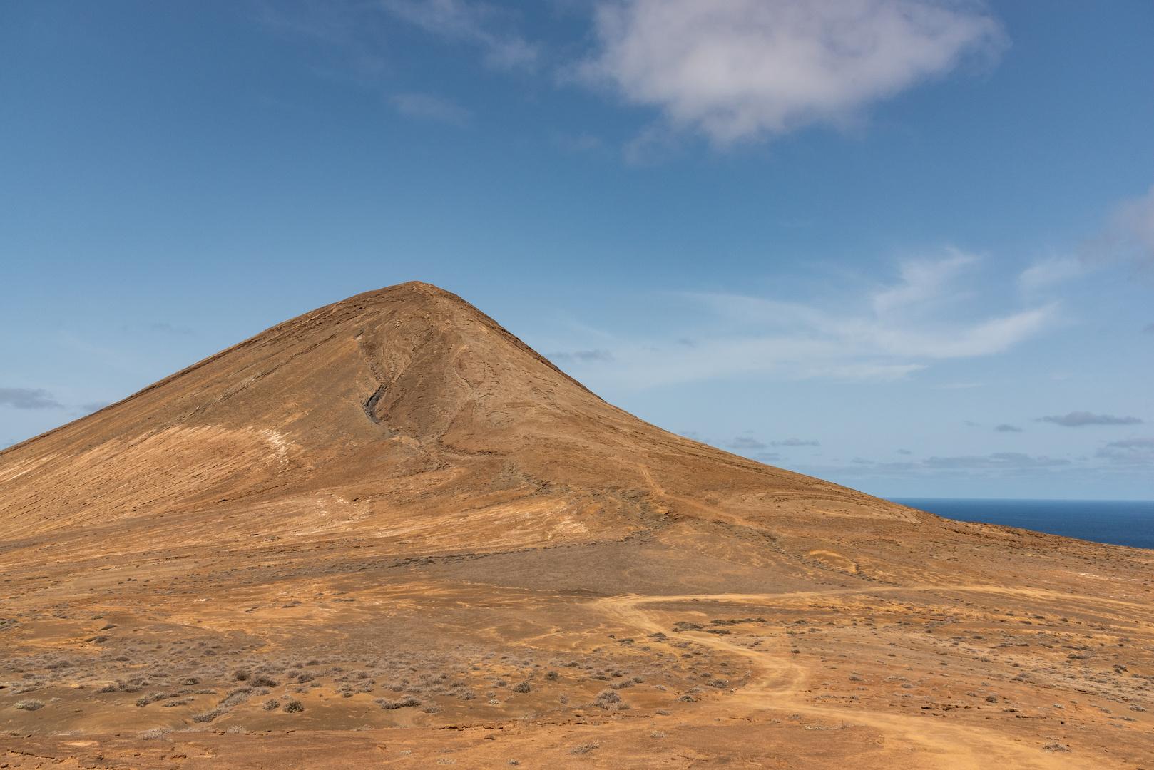Monte Grande - Höchste Erhebung auf Sal der Kapverden
