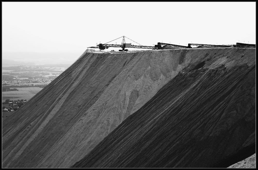 Monte Kali . . .