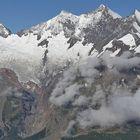 Monte Rosa; Allalingruppe und Mischabel