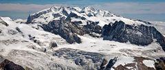 MONTE ROSA GRUPPE (Walliser Alpen)