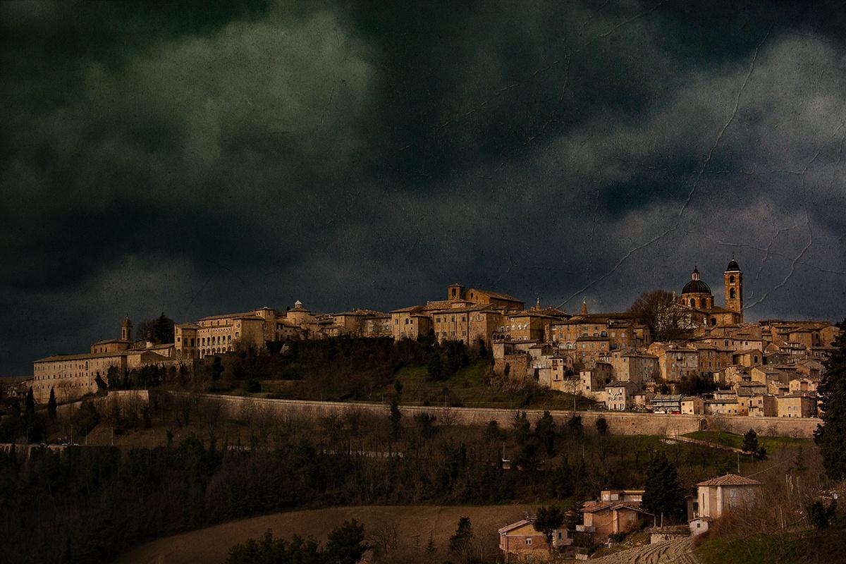 montefeltro's land